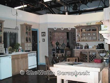 The studio for Wallpaper emmerdale home farm